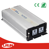 Off grid solar power inverters 1200W 1.2KW pure sine wave  USB Port 5V1500mA 12V to 220V or 110V