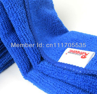 Free shipping 160x60CM 4pcs/lot Microfiber Towel Car Cleaning Detailing Polishing Scrubbing Waxing Cloth Hand Towel