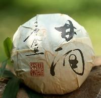 [HT!]8 years old 250g menghai puerh ripe tea,flavored yun nan old tea trees pu er cha pu'er teas,meng hai gu shu pu er bowl tea