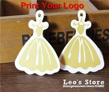 custom garment tags promotion
