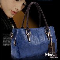 New 2014 Fashion weidipolo Retro Wax Genuine Leather Women Handbag Women Messenger Bags Women Clutch Purses and Handbags SD-048