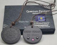 Free shipping 5pcs/lot Super Energy quantum scalar pendant Magnet, far infrared quantum energy pendant magnetic energy pendant