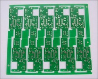 Low price prototype pcb/ Quality double sided circuit board manufacturing