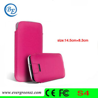 Cell phone Wide varieties Mobile phone Leather case for Samsung Galaxy S4 I9500  cover pouch #MC002