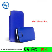 Aliexpress retail  Mobile phone Leather case for Samsung Galaxy S4 I9500  cover pouch #MC002