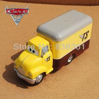 Wholesale 5 pcs/pack Original 1/55 Scale Pixar Cars 2 Toys Dustin Mellows Mega Deluxe Box Truck Diecast Metal Car Toy