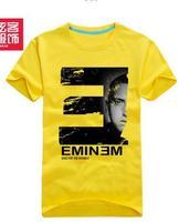 BAD MEETS EVIL plus size eminem man spring 2014 new t shirt casual clothing fitness rock slim fit camisetas men T-SHIRTS