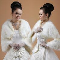 Bride long-sleeve super warm fur shawl cape fur shawl cape gorgeous mpj003