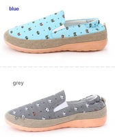 Brand new gk03 women flat shoes, spring summer autumn shoes, comforts shoes,mothers day gift