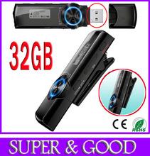 new 2014 16GB mini clip flash mp3 players FM-radio Digital Screen MP 3 sport Music Player 16GB Pen USB Flash Drive(China (Mainland))