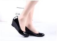 chf01 Stylish Lady Wedge shoes Women pump dress shoes, women office shoes,
