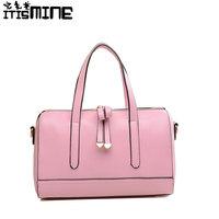 2014 bucket handbag fashionable casual trend of the shoulder bag cross-body women's handbag
