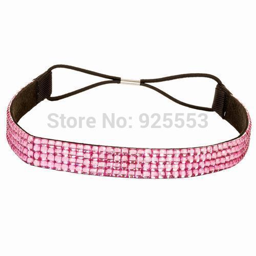 Glitter crystal rhinestone headbands wholesale bulk wholesale(China (Mainland))