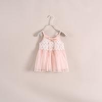 wholesale baby girls /kids dresses. summer strap dress children's clothing .5pcs/lot ze042819 .