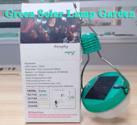 IN Stock ! N310 Green Housing Solar Lamp Garden 3.7V 500mA LED Solar Light Outdoor for Emergency USB Charging