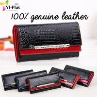 2014 new women wallets women genuine leather wallets long design wallets