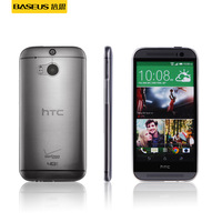 2014 New High quality BASEUS Ultrathin Air Case for HTC ONE M8 soft TPU case for M8 Free Shipping