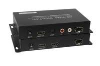 HDMI Optical (Fiber Optic Extender) Uncompressed Transmission Distance: 20KM-80KM