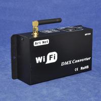 LED DMX 512 Signal (address-136) Controller, Art-net/DMX512 Communication protocol DC12V WiFi DMX Converter