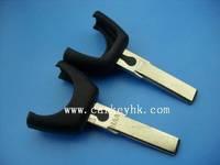 Top quality VW Gol remote key head VW Gol key blade