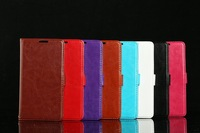 New arrival k-cool High quality flip PU leather cases for samsung galaxy S5 I9600 , Luxury leather cover case for I9600