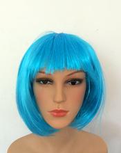 Ladies Sexy Short Bob Cut Fancy Dress Wigs 9 color w44(China (Mainland))
