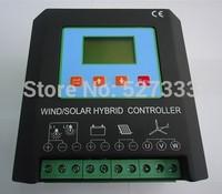 MPPT 1500W 1.5KW  Wind Solar Hybrid Charge Controller 12/24V Auto,(600W Wind+900w solar),Electronic Brake Function & Dump Load