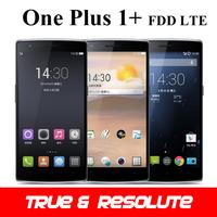 Oneplus One Plus One  64GB Original Phone Cyanogenmod CM11S Android 4.4 4G LTE Phone Quad Core 5.5'' Screen NFC Multi Language