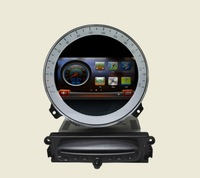 IN DASH 7 INCH  CAR GPS  DVD PLAYER  FOR  BMW  MINI