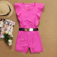 Hot Sale 2014 New Spring and Summer Women OL Elegant Sexy Jumpsuit High Quality Overalls for women,free shipping (JP606)