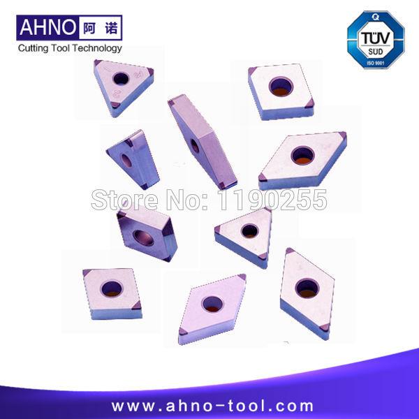 Комплектующие к инструментам AHNO 10PCS/LOT DNMA150404 l:15.5; s:4.76; R: 0,4 PCD 5pcs lot beray of ahno 4 flutes 100