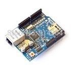 Free shipping1pcs/lot UNO Shield Ethernet Shield W5100 R3 UNO Mega 2560 1280 328 UNR R3 for arduino W5100 Development board