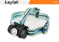 BRAND NEW original RAYFALL H3A Multifunctional LED Aluminum Headlight / headlamp