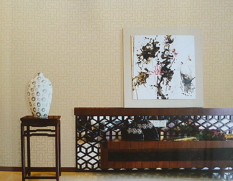 Panneaux muraux d coratifs 3d r novateur moderne chinois murale papier peint - Panneaux muraux decoratifs 3d ...