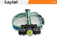BRAND NEW original RAYFALL H1LR Multifunctional LED Aluminum Headlight / headlamp