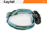 BRAND NEW original RAYFALL H1LC Multifunctional LED Aluminum Headlight / headlamp