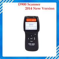 New version 2013.1 D900 CANSCAN OBD2 Code Reader Scanner Live PCM Data Auto Code EOBD