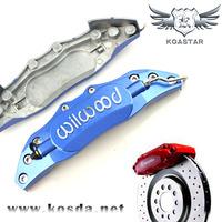 Wilwood 240mm Alloy Aluminum Brake Caliper Cover / Pair - Blue