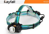 BRAND NEW original RAYFALL HS1LR Multifunctional LED Aluminum Headlight / headlamp