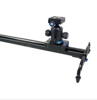 wholesale 80cm track slider dolly with Bearing Milddle Video Stabilization System 80cm the super rail DSLR RIG  UPS DHL EMS CPAP