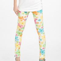 Free shipping 5pcs/lot low price wholesale new 2014 fashion baby & kids girls leggings