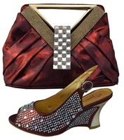 S-B0255-01  Italy shoes,Woman shoes,shoes with matching bags, Italy designs, lady's shoes,Free shipping, size38-42