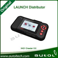 Promotion price Automotive scanner Original Launch Creader VIII Creader 8 full-system scan tool