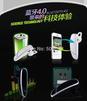 Free shipping New mini universal wireless bluetooth headset original chip earphone with mic headphone