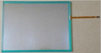 4 wire resistive touch screen panel work for Xerox DC240 DC250 touch screen, touch screen for Xerox copier