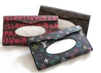 NEW Fashion Tissue boxes, european-style originality bags, cloth art, car cute fashion tissue boxes  wholesale Free shipping