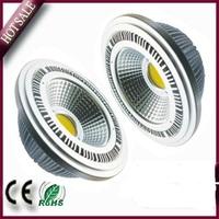 Hanks AC 85-265V/AC 12V  AR111 G53 Base COB LED Spotlight Lamp Bulb CoolWhite/Warm White 12W 100PCS/Lot