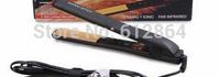 NEW 2014 110V, 220V,  Pro perfect Hair straightener, flat C eramic  heating  plate, automatic hair iron,