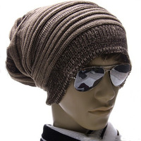 2014 Beanies Beanie Skullies Korean Version of The Trend of And Knitted Cap Hat Winter Warm Hip Hop Fashion Casual Caps Headgear