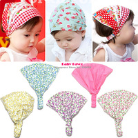 Wholesale Newborn Bebe Infantil Baby Girls Kids Children Headscarfs Kerchief Turban Bandanas Headwear Hair Accessories Lot 3 Pcs